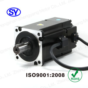 3000rpm 750W AC Servo Electrical Motor (60SV750AA30A) pictures & photos