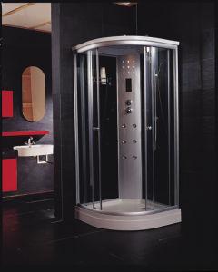 Corner Shower Cabin, Glass Shower Room (BH-C022)