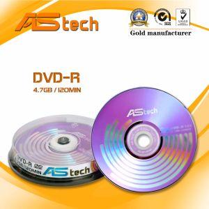 Blank DVD-R 16x / 4.7GB / 120mins (A Grade)