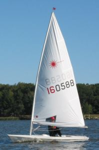 Sailboat Laser One Laser Standard pictures & photos