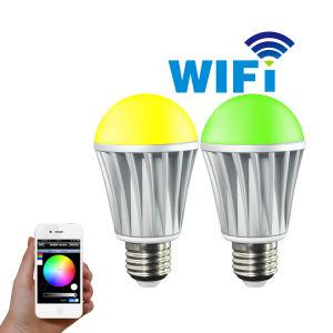 7W RGB/Warm White LED Bulb pictures & photos