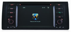 Car DVD Player for BMW 5/E39 GPS Navigation with iPod pictures & photos