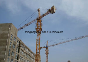 Construction Tower Crane QTZ63 (TC5610) pictures & photos