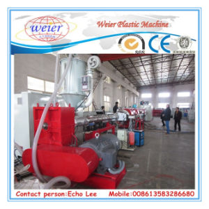110mm-400mm PE Water and Gas Pipe Making Machine pictures & photos
