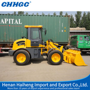 Reliable Quality Comfortable Drive Wheel Loaders for Sale pictures & photos