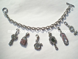 Fashion Jewelry -Metal Charm Bracelet pictures & photos