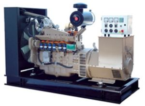 Strong Power 500kVA Natural Gas Generator Set (WTQ400GF) pictures & photos