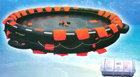 CCS&Ec Approved Open Reversible Inflatable Life Rafts pictures & photos