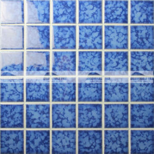 48X48mm Blosssom Crystal Glazed Ceramic Mosaic Tile (BCK620)