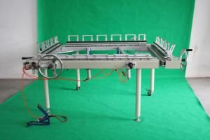 Mechanically Mesh Stretching Machine