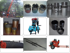 Core Drilling Rig and Wireline Core Drilling Tools