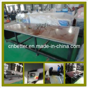 PVC Arc Window Bender Machine / PVC Arc Window Bending Machinery of Plastic Window Making Line