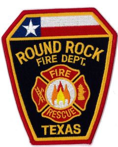 Embroidered Emblem-Fire Department pictures & photos