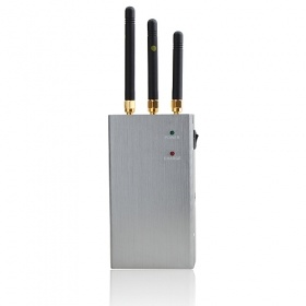 3W Portable Mobile Phone Signal Jammer