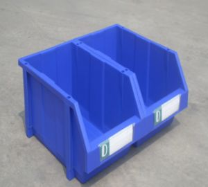 Stackable Storage Bin Warehouse Storage Stackable Plastic Bins pictures & photos