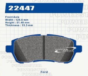 Brake Pads for Ford D1454 pictures & photos