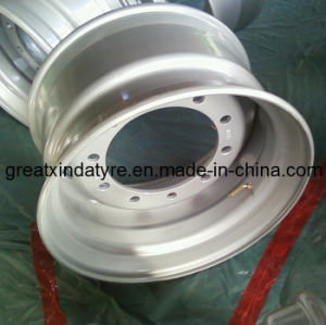 Truck Steel Wheel, Wheel Rim for Trailer (22.5X11.75, 11.75X22.5) pictures & photos