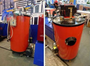 30-500kg/H Vertical Gas Fired Steam Boiler pictures & photos