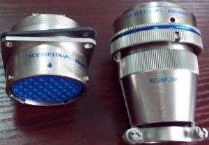 XCM Series Military Connectors pictures & photos