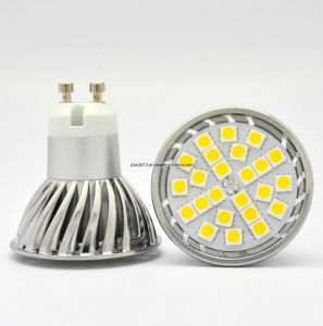 5050 24PCS 4W GU10 AC85-265V/12V LED Spotlight pictures & photos