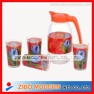 Glass Jug for Water or Juice pictures & photos