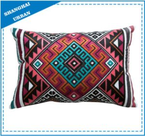 Tribe Totem Printed Polyester Filled Cushion pictures & photos