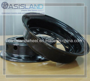 Industrial Forklift Rim / Steel Wheel Rim 5.00s-12 5.00f-10 pictures & photos