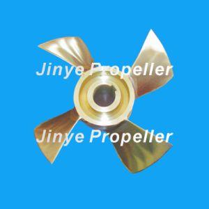 Dredge-up Ship Propeller