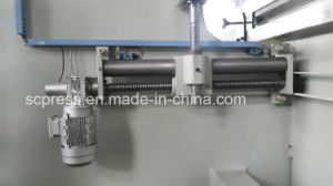 100t 4000mm Milled Sheet CNC Bending Machine pictures & photos