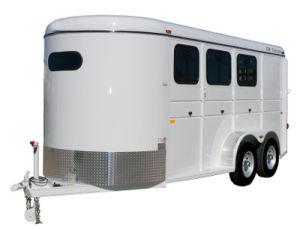 Horse Trailer 3 - Horse Slant Load Standard Trailer (CK-3HAL-S)