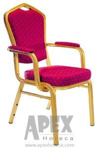 Banquet Armchair (AH6008A) Aluminium Chair Hotel Furniture pictures & photos