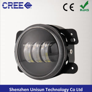 4inch 12V 30W CREE LED Auto Fog Light pictures & photos