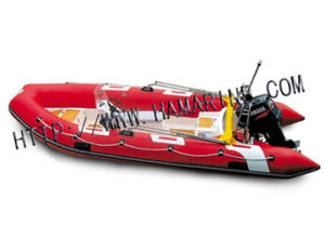 Red Rib Boat (HA-MD-520)