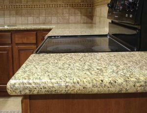 Granite Countertops (Tiger Skin Yellow)