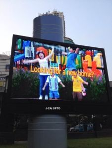 Big Advertising Billboard Digital Electronic P10 P8 P6 LED Display pictures & photos