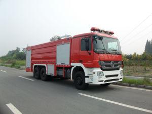 16T Water Tank Fire Truck (SXF5330GXFSG160B)
