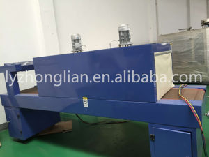 Zls-6040 Customize Available Carton Box Double Side Sealing Heat Shrink Wraping Packing Machine pictures & photos