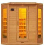 3-4 People Ceramic Heater Infrared Sauna Room (XQ-032HD)