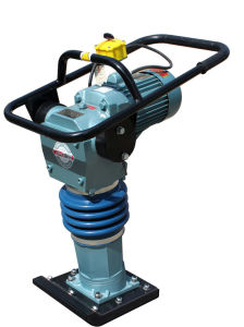 Construction Machinery HCD80 Electric Soil Tamper Rammer