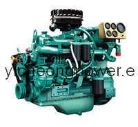 Marine Diesel Engine (110HP, 120HP) 3100rpm