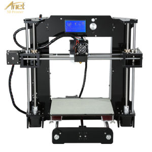 Anet 3D Printer A6 Rapid Prototype 3D Printing Machine pictures & photos
