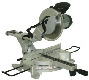 Induction Slide Miter Saw (MS925528G) pictures & photos