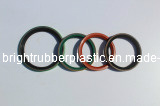 Colored Small Rubber Ring for Seal pictures & photos