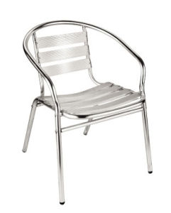 Aluminum Tube Chair (ST-028)