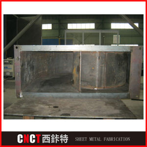 Q235B Steel Structure Fabricated with ISO Guarantee pictures & photos