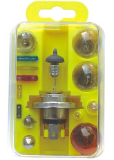 H4 Emergency Auto Spare Bulb Kits pictures & photos