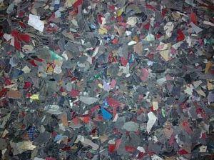 Multicoloured Rigid PVC Scrap From Profiles pictures & photos