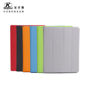 Leather Smart Case for iPad2 (K8288W)