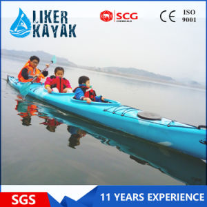 5.5m LLDPE Hull Racing Boat Kayak pictures & photos