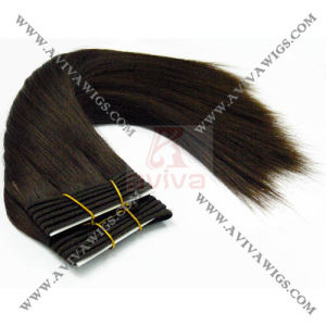 Unprocess Virgin Brazilian Human Hair Weaving pictures & photos